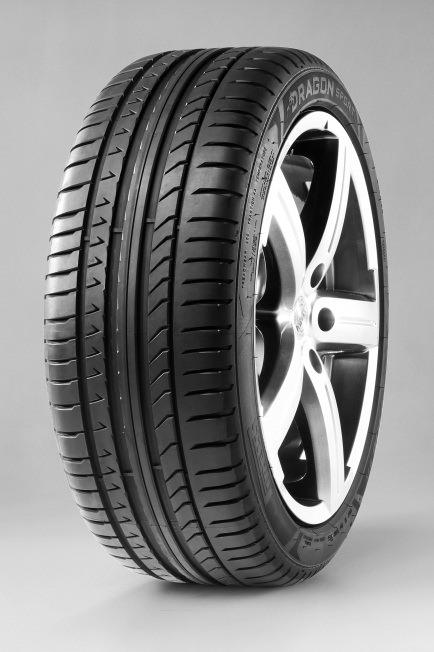 DRAGON SPORT 245/35R20 95Y XL