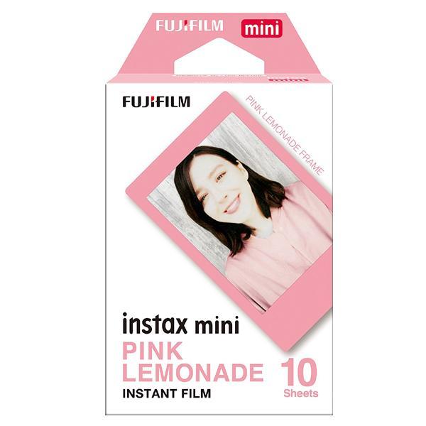 チェキフィルム instax mini【ピンクレモネード】