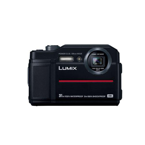 LUMIX DC-FT7-K [ブラック] 商品画像5:カメラ会館