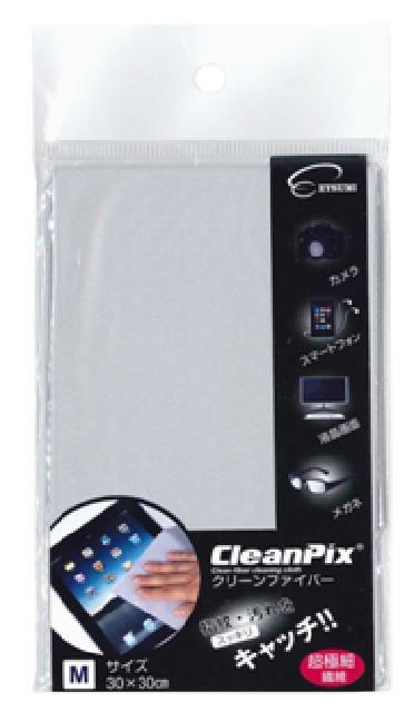 エツミ CleanPix クリーンファイバー Mサイズ[V-81171]:カメラ会館