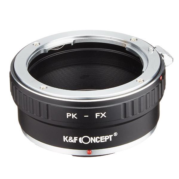 KF-PKX レンズマウントアダプター