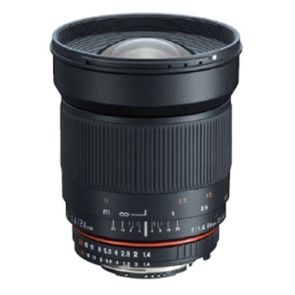 24mm F1.4 Aspherical IF [キヤノン用] 商品画像1:カメラ会館