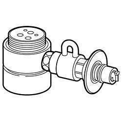 パナソニック【取り寄せ品】食器洗い機用分岐水栓 CB-SME6★【CBSME6】