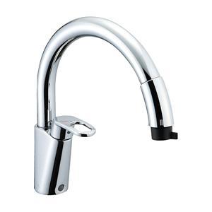 INAX【LIXIL】キッチン用ワンホールシングルレバー混合水栓 寒冷地用 RSF-831・・・