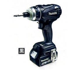 マキタ【MAKITA】18V6.0Ah 充電式4モードインパクトドライバー(黒) TP141DR・・・