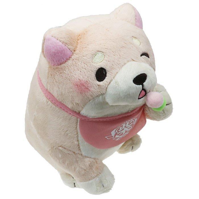忠犬もちしば ぬいぐるみ プラッシュドール S さくら だんご 柴犬 エスケイジャパン かわいい プレゼント キャラクターグッズ