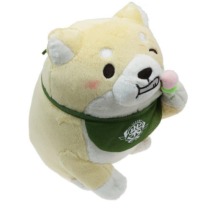 忠犬もちしば ぬいぐるみ プラッシュドール S きなこ だんご 柴犬 エスケイジャパン かわいい プレゼント キャラクターグッズ