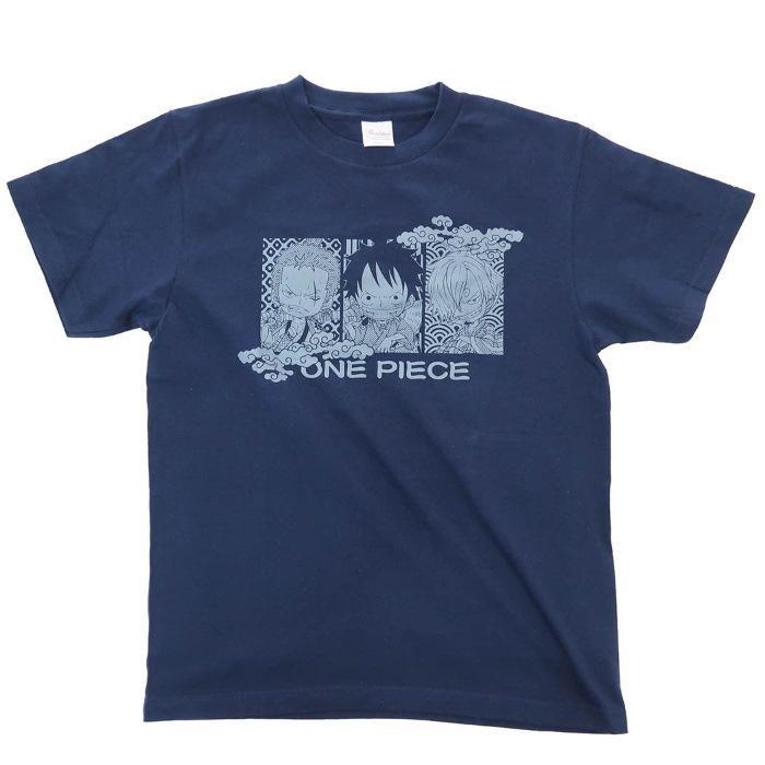 ワンピース[Tシャツ]T-SHIRTS ワノ国 トリオ ONE PIECE[Mサイズ]