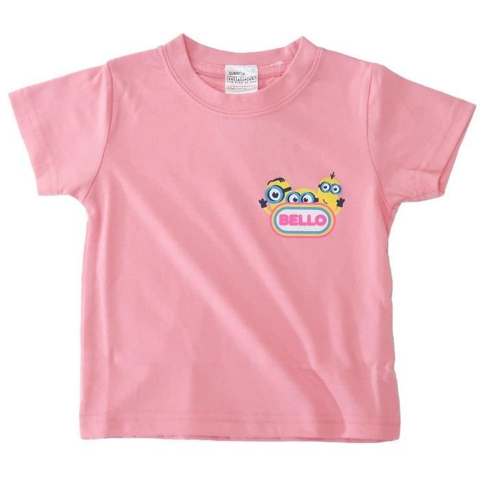 ミニオンズ[子供用Tシャツ]キッズT-SHIRTS トリッパー ユニバーサル映画[120・・・