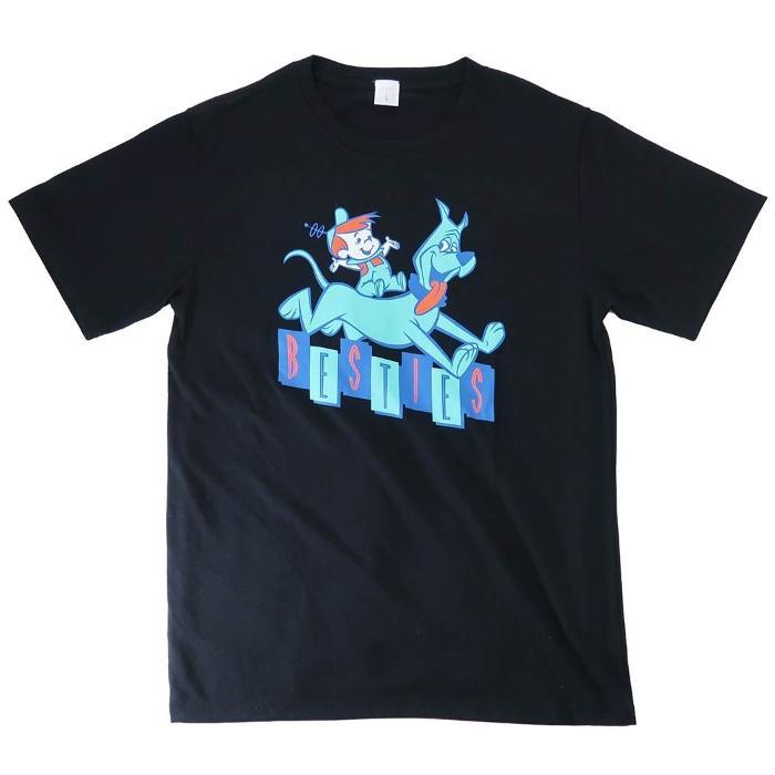 宇宙家族ジェットソン[Tシャツ]T-SHIRTS エルロイ[Lサイズ]