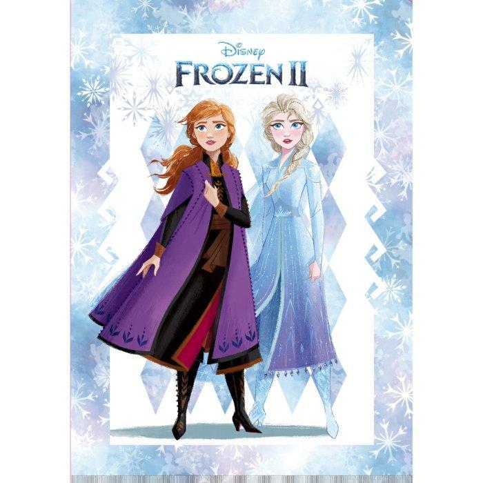アナと雪の女王2 ポケットファイル Wポケット A4 クリアファイル Bタイプ ディズニー インロック コレクション 雑貨 文具 キャラクターグッズ
