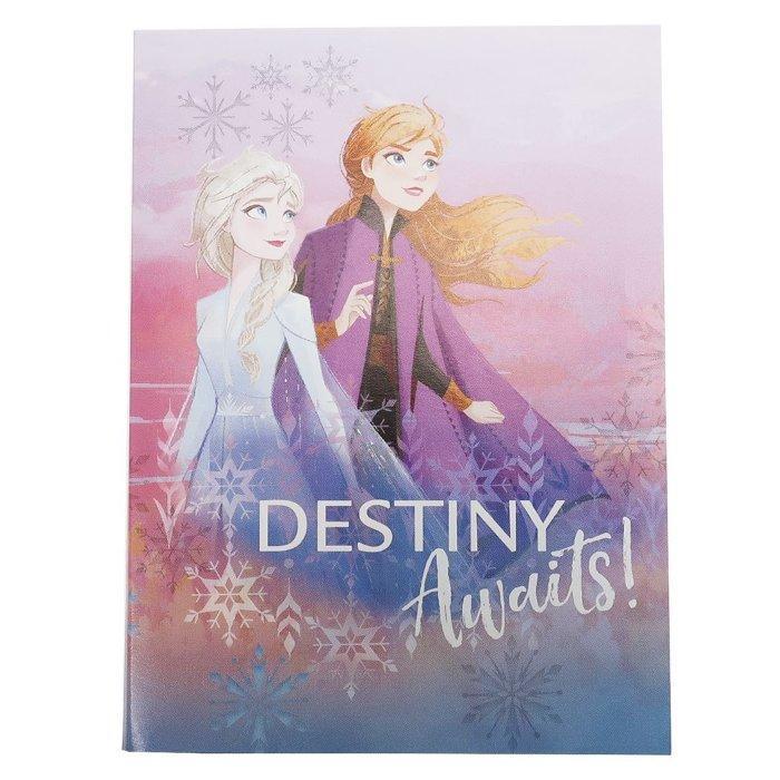 アナと雪の女王 2 付箋 ブック型 ふせん 2D柄 ディズニー サンスター文具 かわいい キャラクターグッズ文具