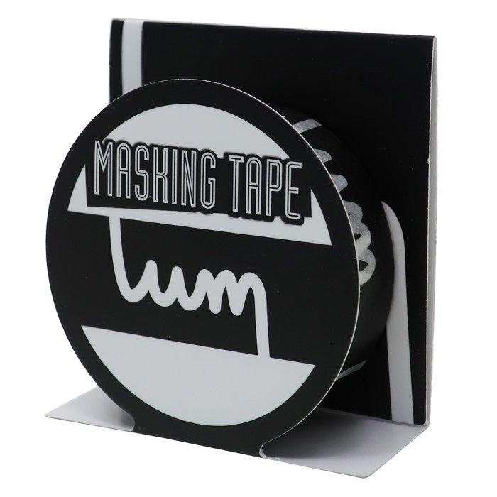 UUUM ウーム マスキングテープ 15mm マステ ロゴ YouTuber サンスター文具 キ・・・