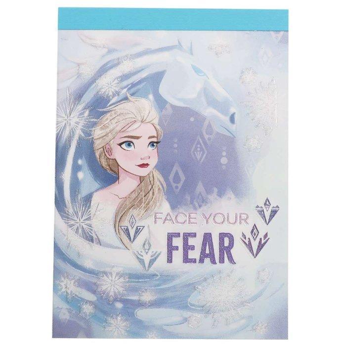 アナと雪の女王 2 メモ帳 ミニ ミニメモ 2nd 2D柄 ディズニー サンスター文具・・・