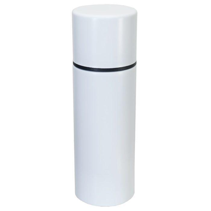MINI BOTTLE[ミニ保温保冷水筒]ポケットステンレスボトル 【ホワイト】