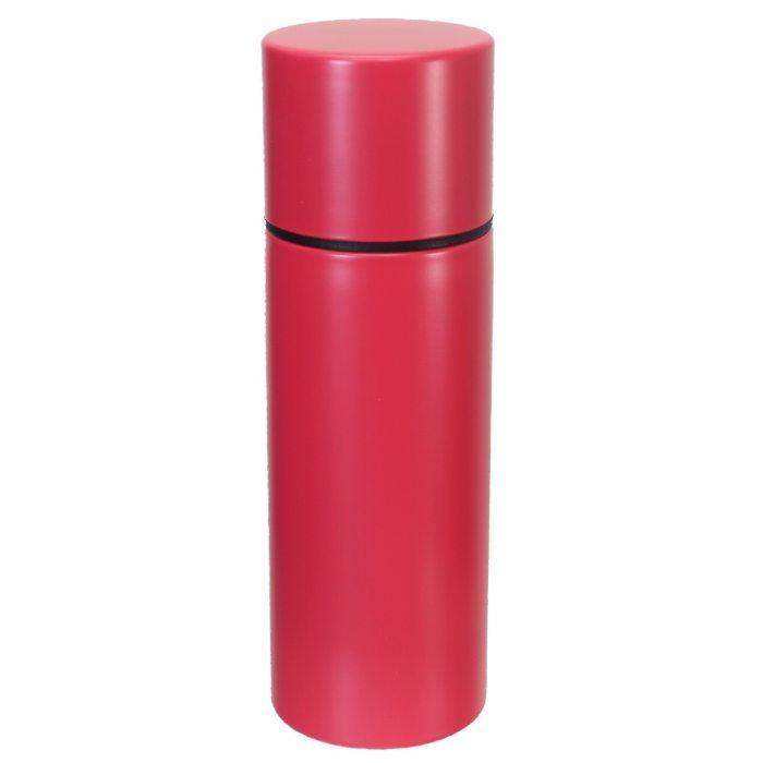MINI BOTTLE[ミニ保温保冷水筒]ポケットステンレスボトル 【レッド】