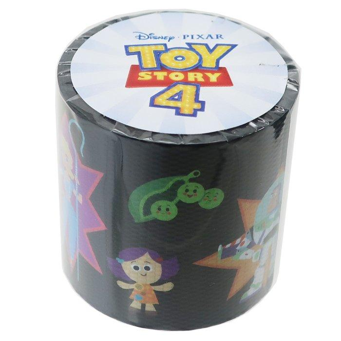 トイストーリー 4 45mm デザイン 養生テープ YOJOテープ ディズニー デルフィーノ ビッグ マステ 幅広梱包テープ キャラクター グッズ