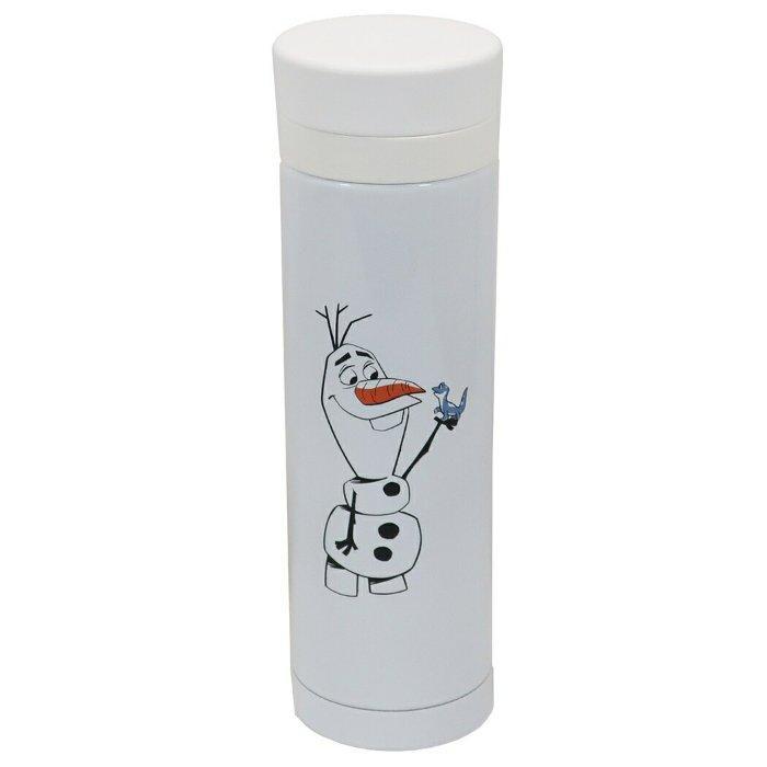 アナと雪の女王2 保温保冷 水筒 ステンレスマグボトル オラフ&サラマンダー ・・・