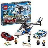 レゴ シティ 60138 ポリスヘリコプターとポリスカー 5702015865258