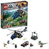 レゴ ジュラシック・ワールド 75928 ブルーのヘリコプター追跡 5702016110234