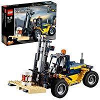 レゴ(LEGO)テクニック フォークリフト 42079  5702016116946