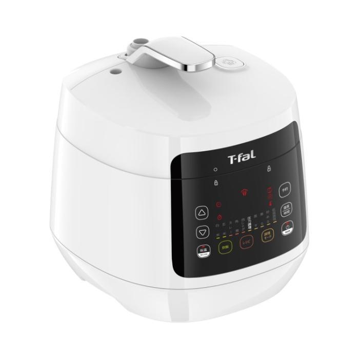 T-fal(ティファール) 電気圧力鍋 『ラクラ・クッカー コンパクト』 CY3501JP