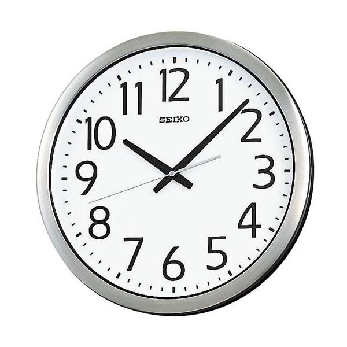 SEIKO(セイコー) 掛時計 オフィスタイプ 防湿・防塵型KH406S