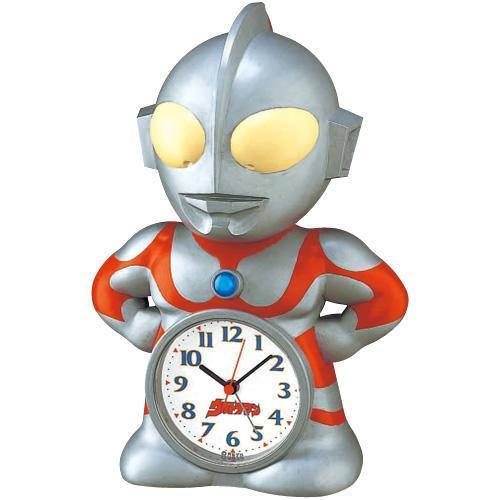SEIKO(セイコー) 置時計目覚まし時計『ウルトラマン』JF336・・・