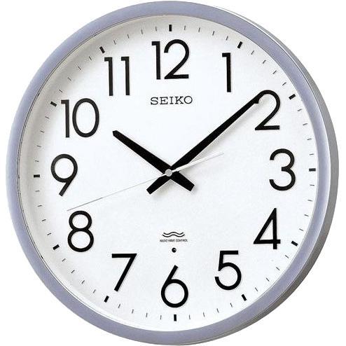 SEIKO(セイコー) 掛時計 電波時計 オフィスタイプ『SWEEP/スイープ』 KS265S