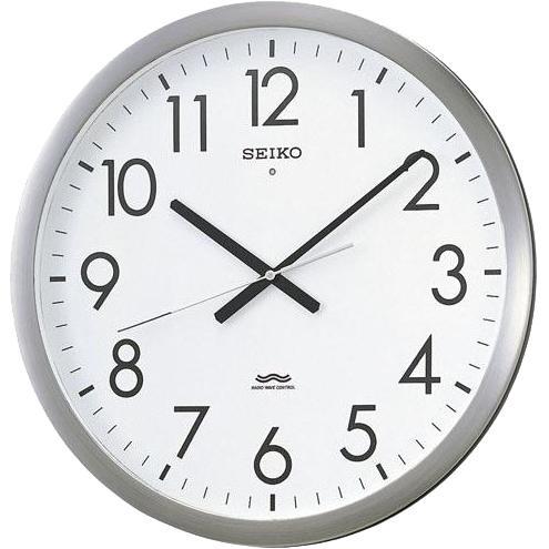 SEIKO(セイコー) 掛時計 電波時計 オフィスタイプ『SWEEP』KS266・・・