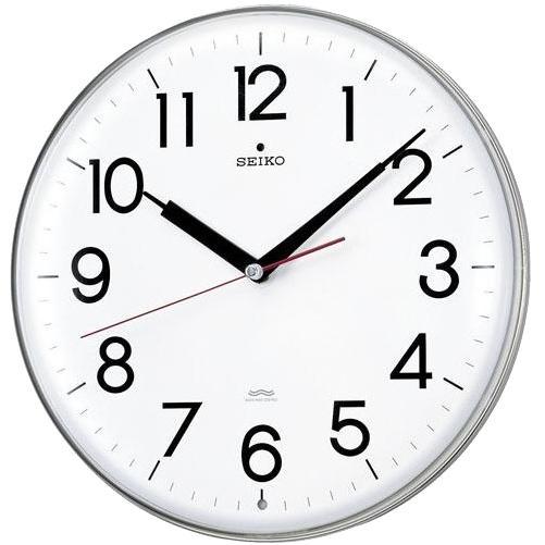 SEIKO(セイコー) 掛時計 電波時計『スタイリッシュデザイン』KX301H