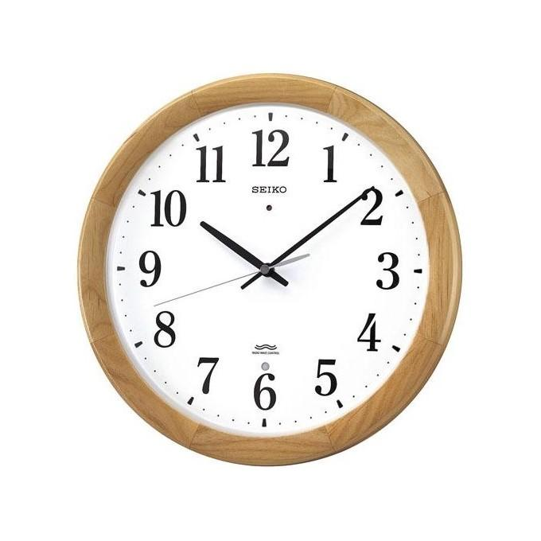 SEIKO(セイコー) 掛時計 電波時計『SWEEP(スイープ)』KX311B