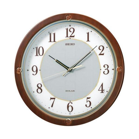 SEIKO(セイコー) 壁掛け時計 電波時計 『SOLAR+(ソーラープラス)』 SF232B