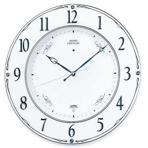 SEIKO(セイコー) 壁掛時計 電波時計『プレミアム』LS230W