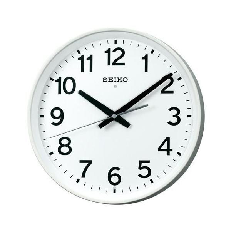 SEIKO(セイコー) 掛時計 電波時計 オフィスタイプ SWEEP スイープ KX317W