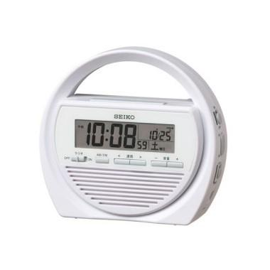 SEIKO(セイコー) 防災クロック 目覚まし時計 SQ764W