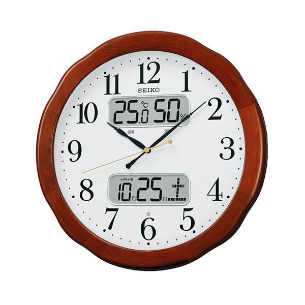 SEIKO(セイコー) 電波掛時計 KX369B