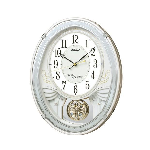 SEIKO(セイコー) アミューズ掛時計 掛時計 AM258W