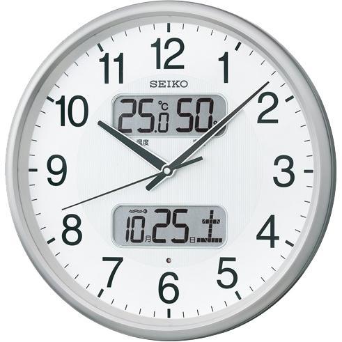 SEIKO(セイコー) 電波時計 掛時計 KX383S