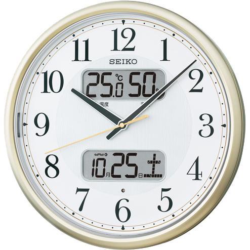 SEIKO(セイコー) 電波掛時計 KX384S