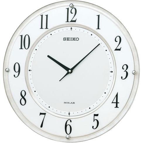 SEIKO(セイコー) ソーラー電波掛時計 『SOLAR+(ソーラープラス)』 SF506W