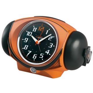 SEIKO(セイコー) PYXIS 目ざまし時計 『ウルトラライデン』 NR441E (オレンジ・・・