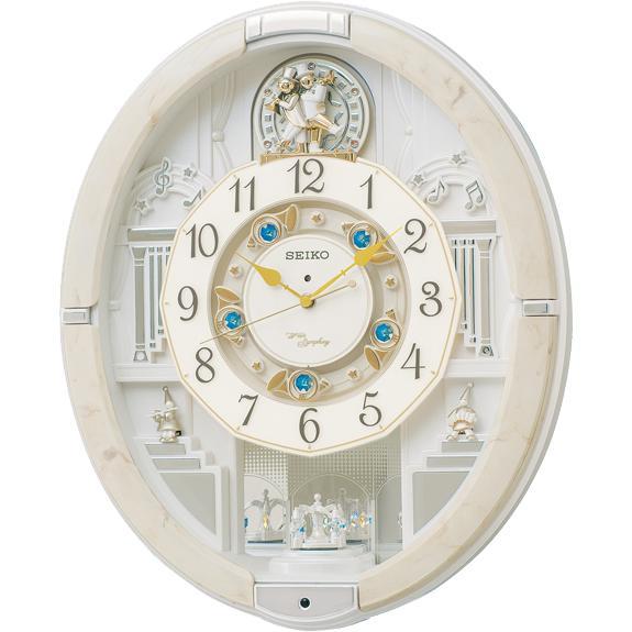 SEIKO(セイコー) 電波からくり時計 RE576A