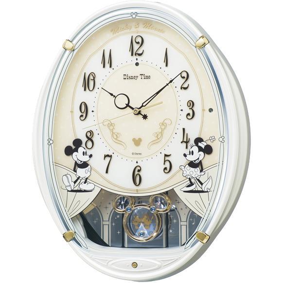 SEIKO(セイコー) 壁掛時計 『ディズニータイム ミッキー&フレンズ』 FW579W