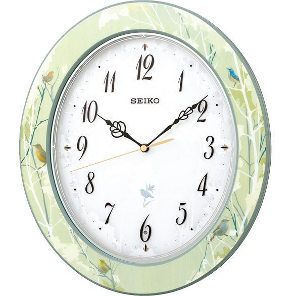 SEIKO(セイコー) 電波掛け時計 時計 RX214M