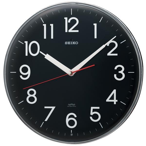 SEIKO(セイコー) スタイリッシュデザイン 電波掛時計 KX301K