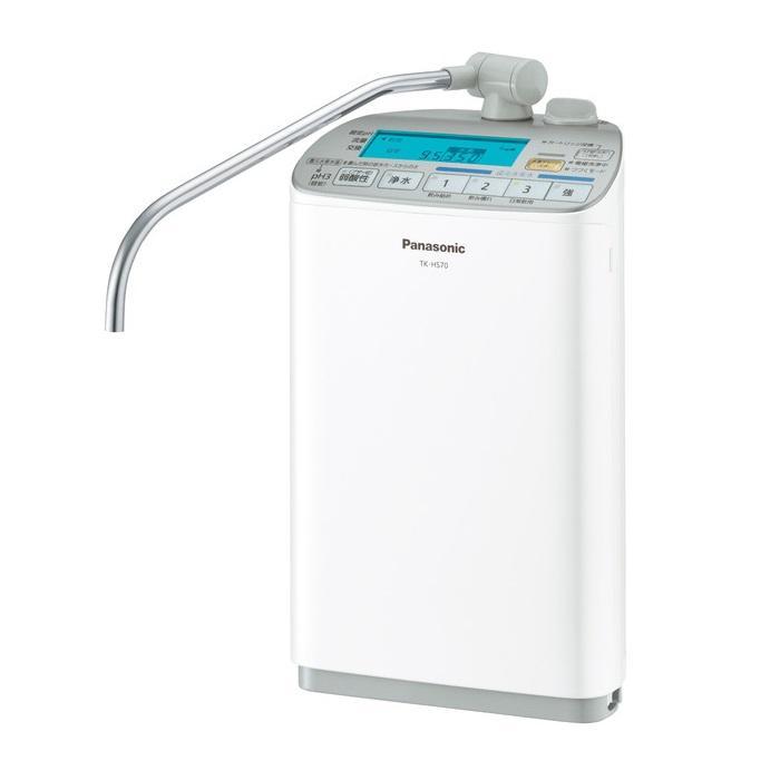 Panasonic(パナソニック) 還元水素水生成器 TK-HS70-W (パールホワイト)
