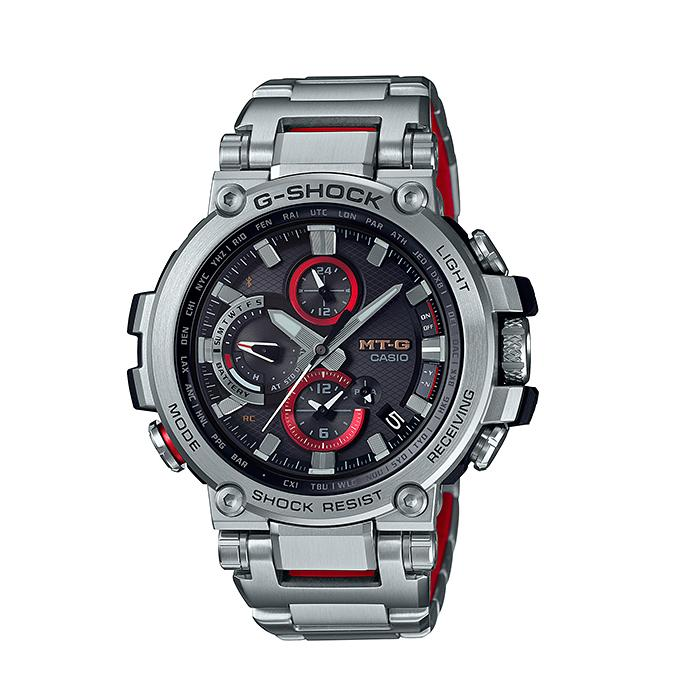 CASIO(カシオ) 腕時計 『G-SHOCK MT-G MTG-B1000 Series』 MTG-B1000D-1AJF