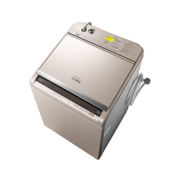 【日付・時間指定不可】HITACHI(日立) タテ型洗濯乾燥機 『ビートウォッシュ・・・