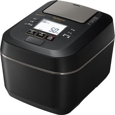 HITACHI(日立) 5.5合炊き IHジャー炊飯器 『圧力&スチーム ふっくら御膳』 R・・・